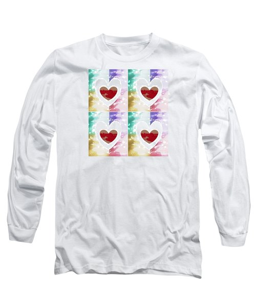Heartful Long Sleeve T-Shirt