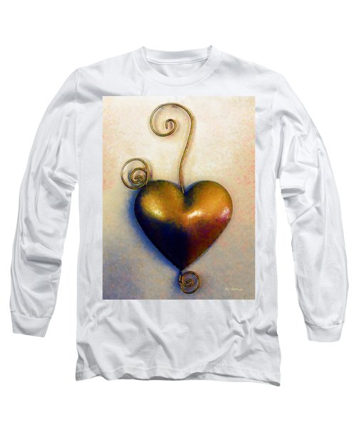 Heartswirls Long Sleeve T-Shirt