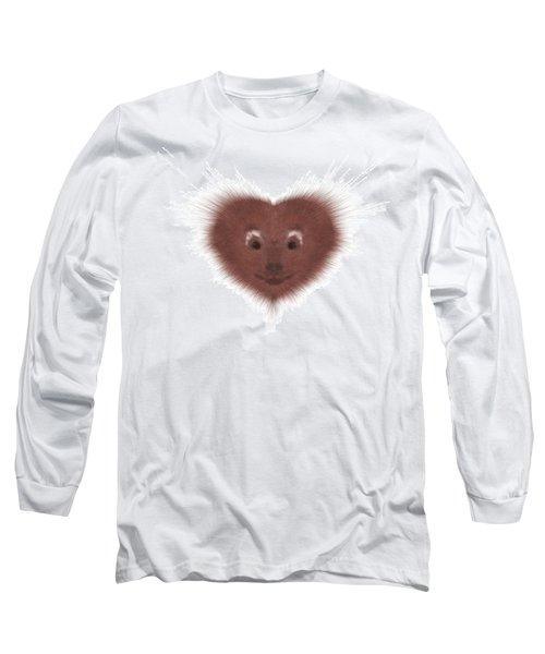 Hearty Beast 1 Long Sleeve T-Shirt