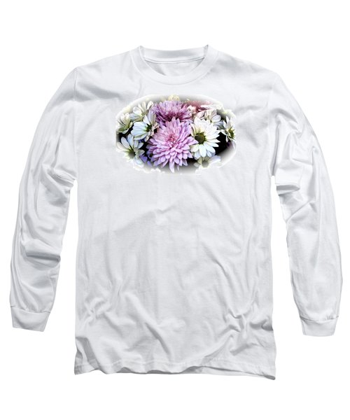 Heavenly Hosts Long Sleeve T-Shirt by Ira Shander