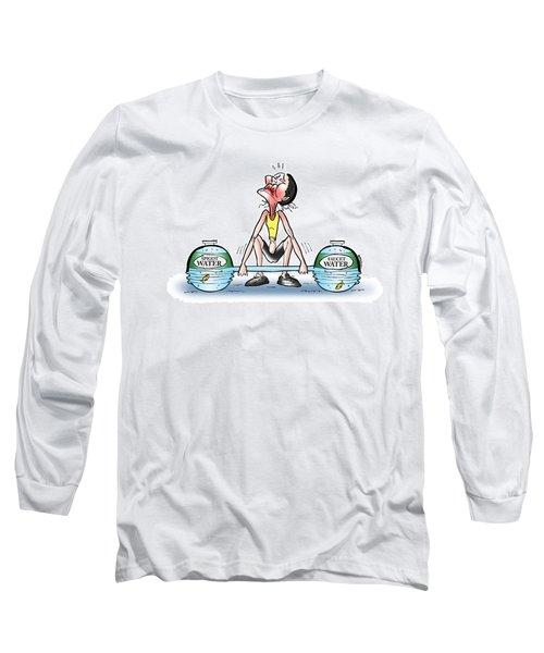Heavy Water Long Sleeve T-Shirt