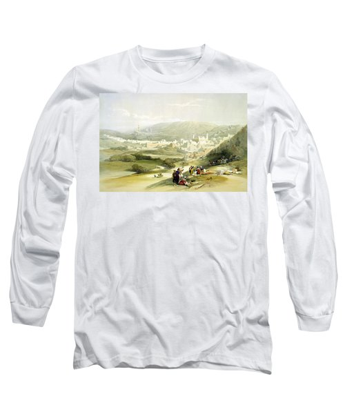 Hebron Long Sleeve T-Shirt