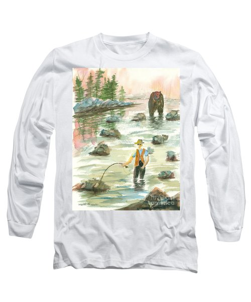 Help Is On The Way Long Sleeve T-Shirt