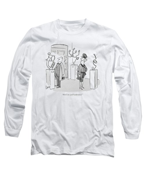 Here's One You'll Understand Long Sleeve T-Shirt