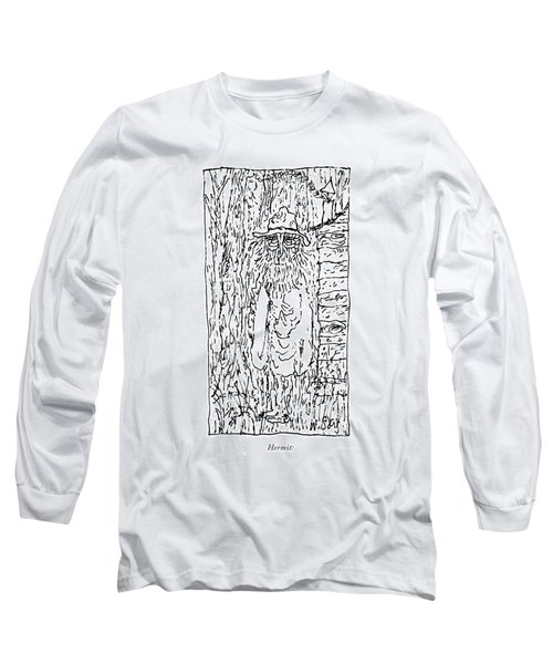Hermit: Long Sleeve T-Shirt