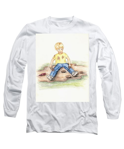 Hez Long Sleeve T-Shirt
