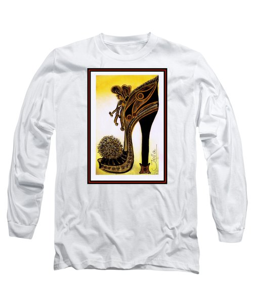 High Heel Heaven Long Sleeve T-Shirt