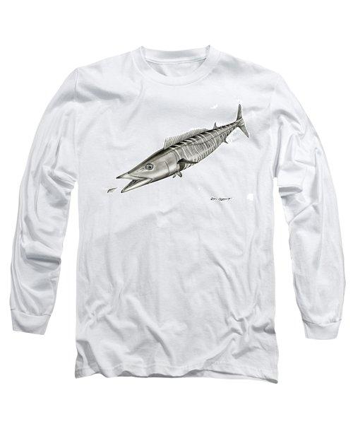 High Speed Wahoo Long Sleeve T-Shirt