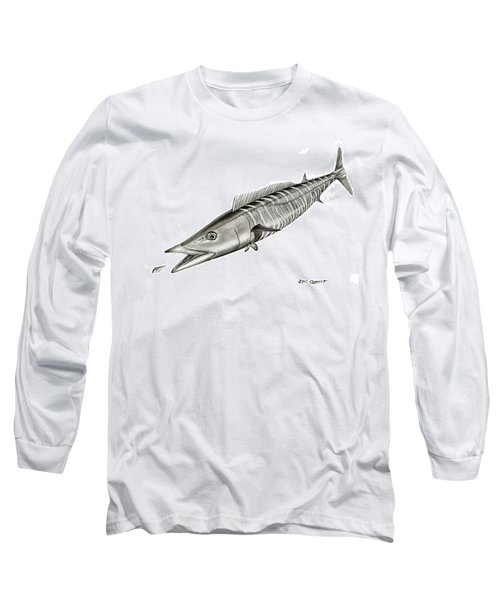 High Speed Wahoo Long Sleeve T-Shirt