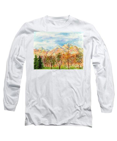 Highlands Autumn Long Sleeve T-Shirt