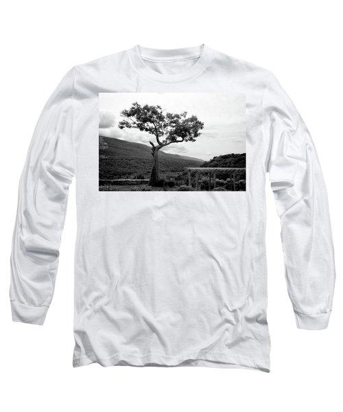 Hildene Tree 5689 Long Sleeve T-Shirt
