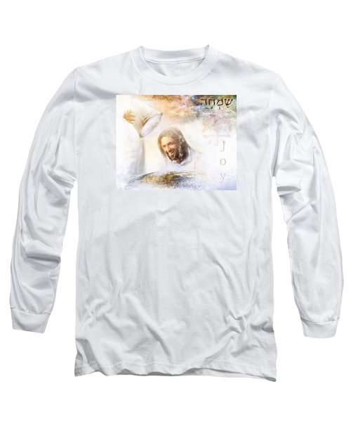 His Joy Long Sleeve T-Shirt