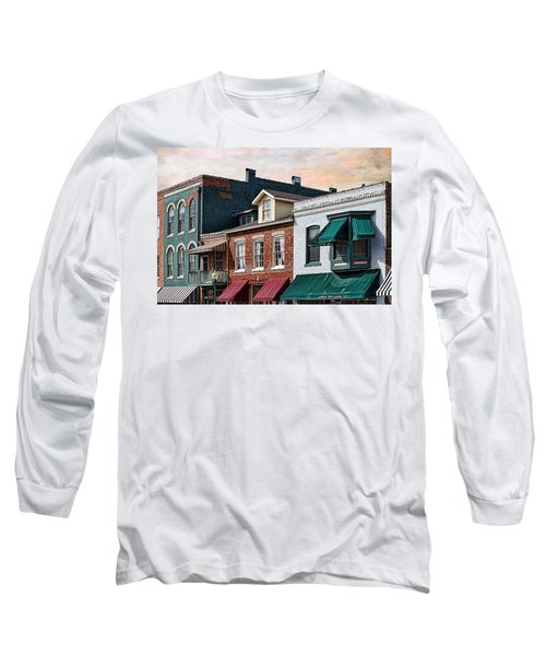 Historic Weston Long Sleeve T-Shirt