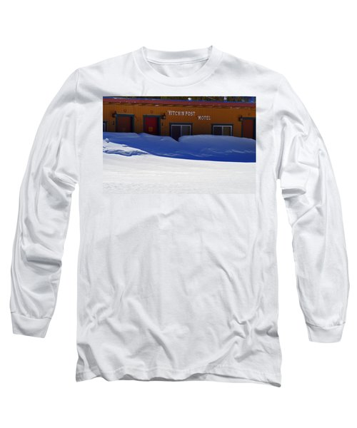Hitchin' Post March Long Sleeve T-Shirt