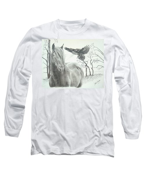 Hitch'n A Ride Long Sleeve T-Shirt