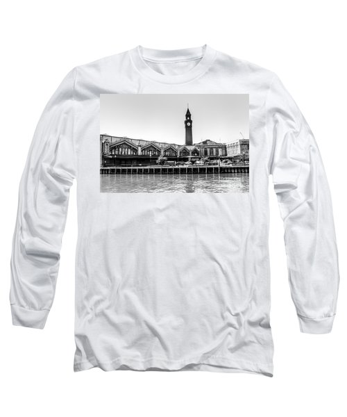 Hoboken Terminal Tower Long Sleeve T-Shirt
