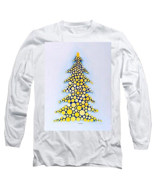 Holiday Tree #2 Long Sleeve T-Shirt
