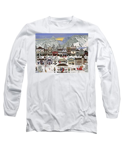 Holiday Village Long Sleeve T-Shirt