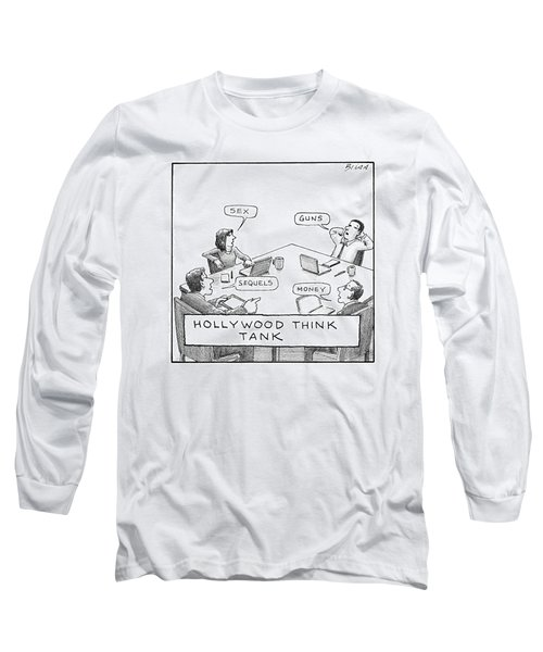 Hollywood Think Tank Long Sleeve T-Shirt