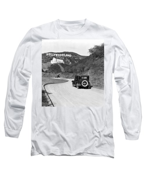 Hollywoodland Long Sleeve T-Shirt