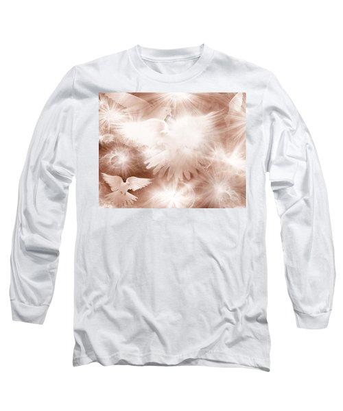 Holy Light Long Sleeve T-Shirt