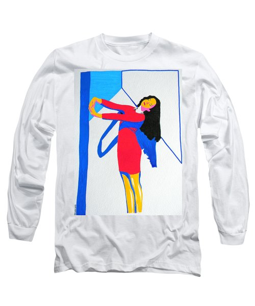 Homage To Carven Long Sleeve T-Shirt