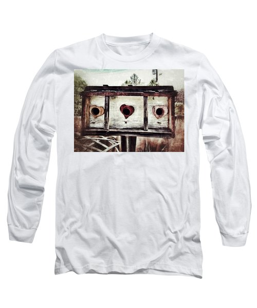 Home Sweet Home Long Sleeve T-Shirt by Mark David Gerson