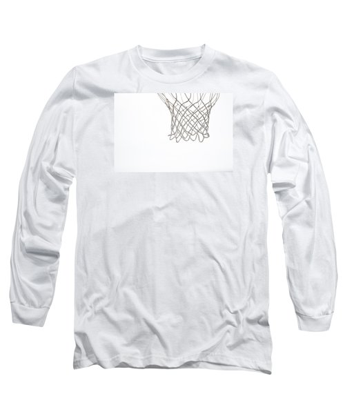Hoops Long Sleeve T-Shirt by Karol Livote