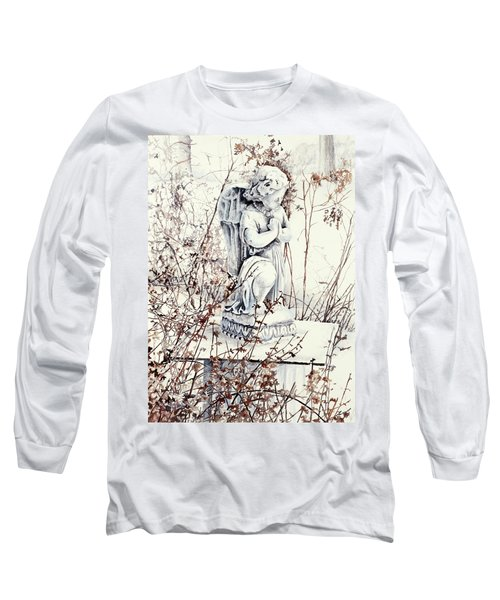 Hope In Winter Long Sleeve T-Shirt