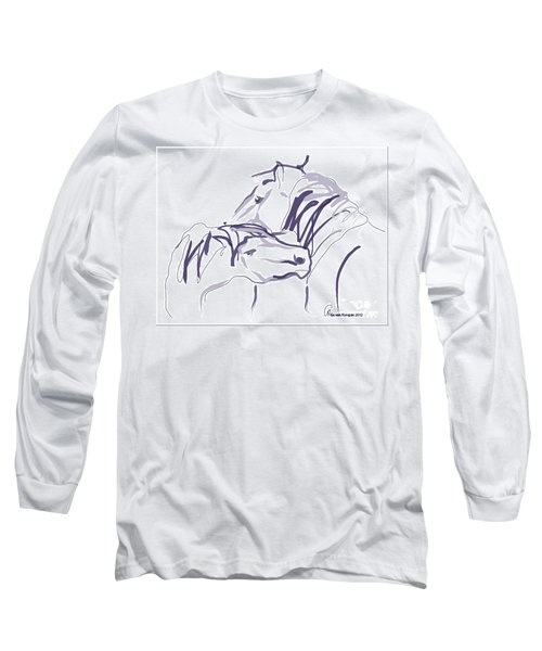 Horse - Together 10 Long Sleeve T-Shirt