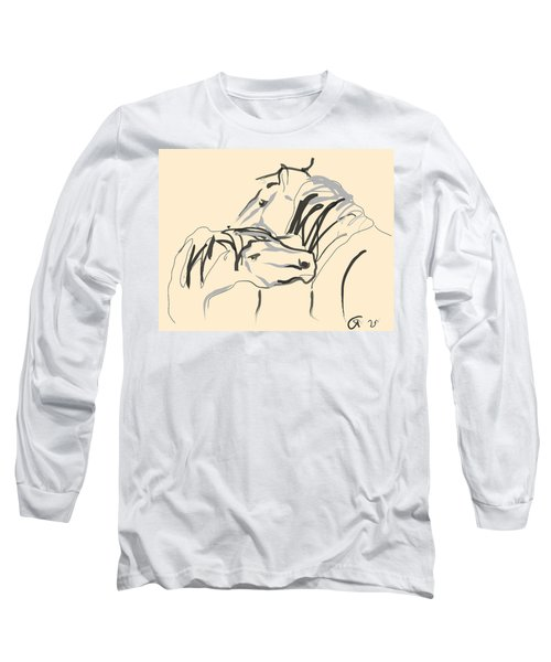 Horse - Together 4 Long Sleeve T-Shirt
