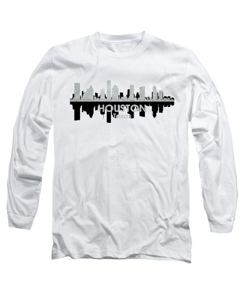 Houston Tx 4 Long Sleeve T-Shirt