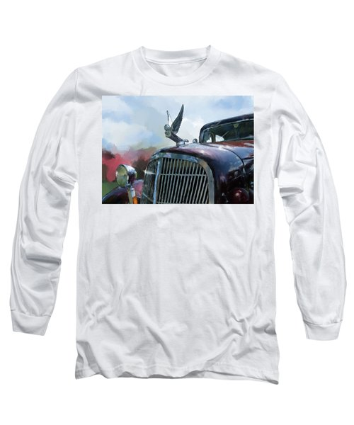 Hudson Long Sleeve T-Shirt