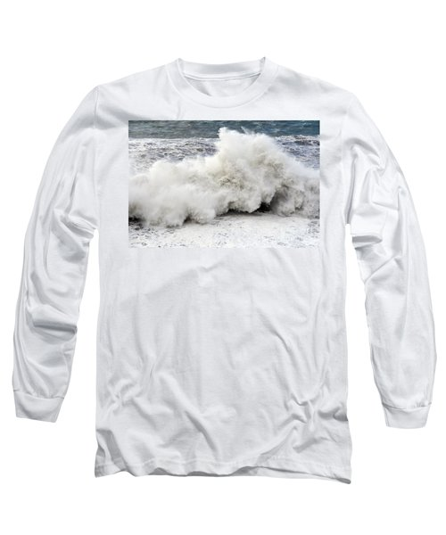 Huge Wave Long Sleeve T-Shirt