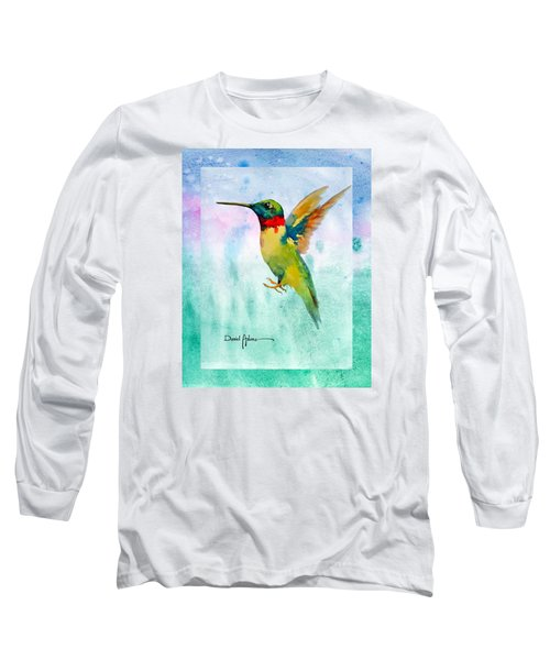 Da202 Hummer Dreams Revisited By Daniel Adams Long Sleeve T-Shirt