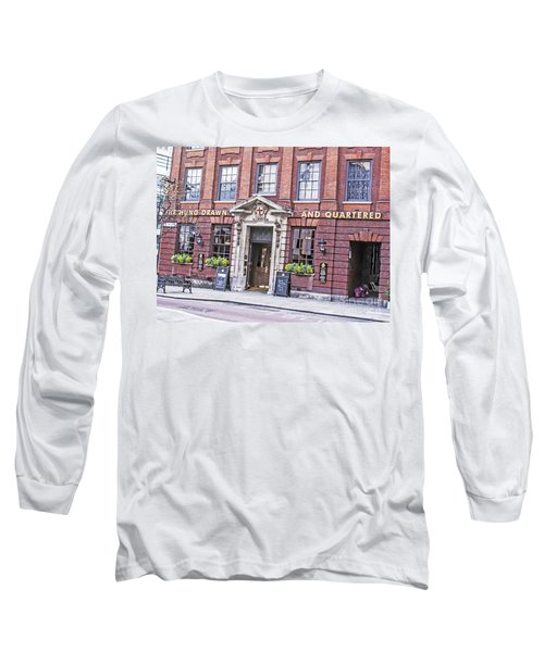 Hung Drawn And Quartered Long Sleeve T-Shirt
