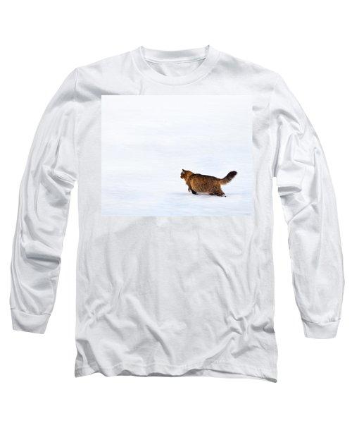 Hunter At Work Long Sleeve T-Shirt