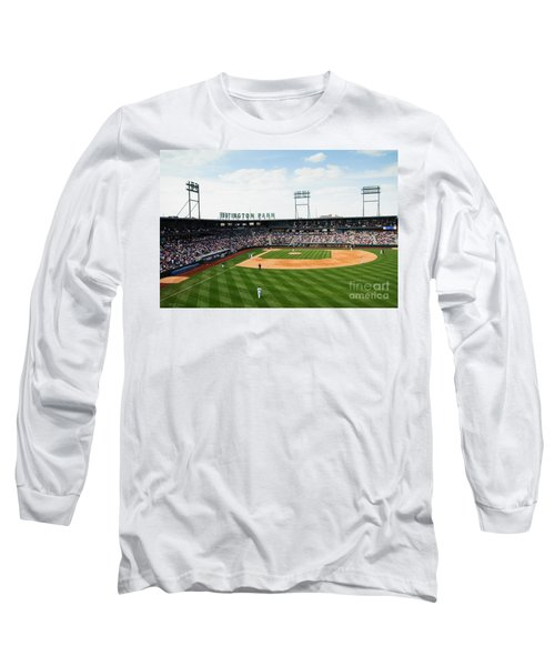 D24w-243 Huntington Park Photo Long Sleeve T-Shirt