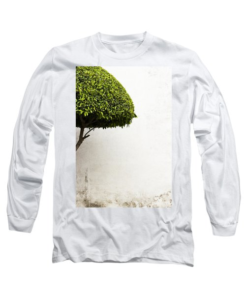 Hypnotic Tree Long Sleeve T-Shirt