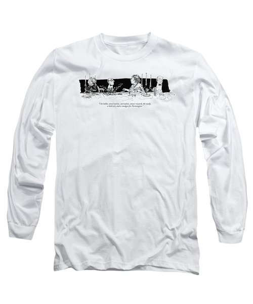 I Do Ballet Long Sleeve T-Shirt