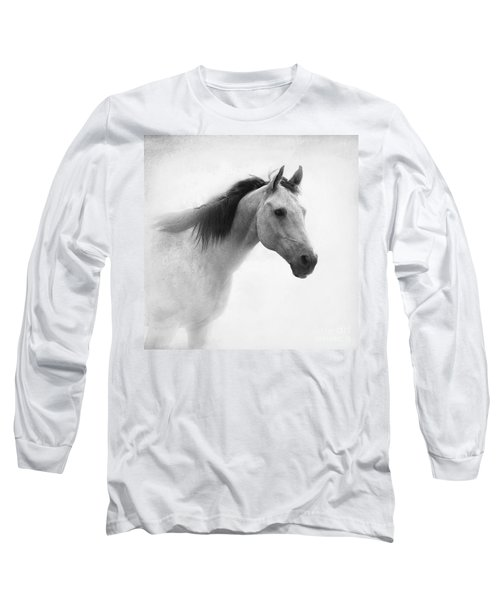 I Dream Of Horses Long Sleeve T-Shirt
