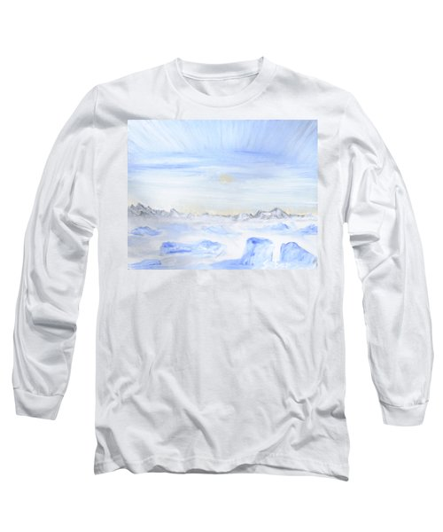 Ice Movement Long Sleeve T-Shirt