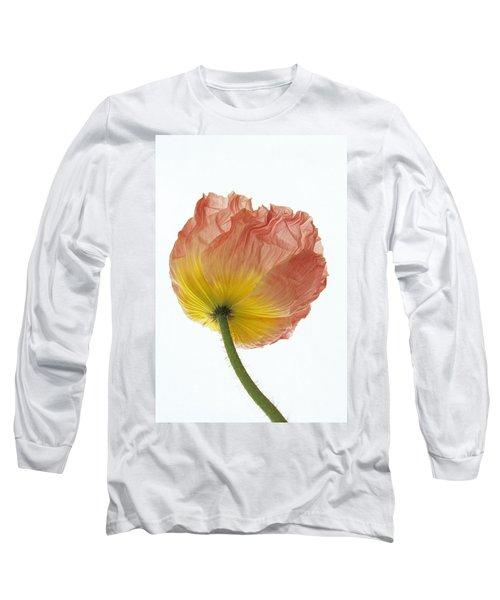 Iceland Poppy 1 Long Sleeve T-Shirt