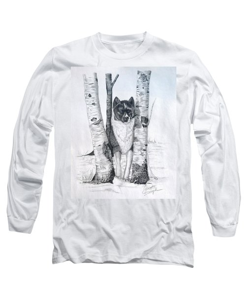 Ihasa In The Woods Long Sleeve T-Shirt