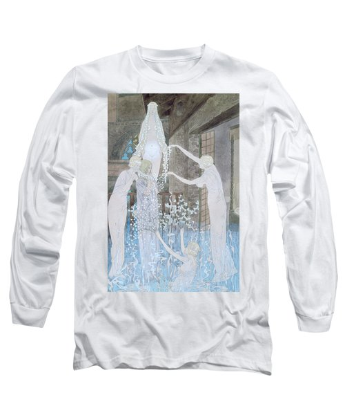 Illustation From Le Reve Long Sleeve T-Shirt