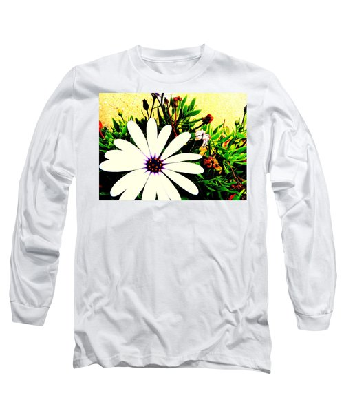 Long Sleeve T-Shirt featuring the photograph Imagination Growing by Faith Williams