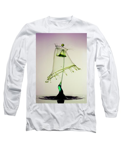 Long Sleeve T-Shirt featuring the photograph In Green by Jaroslaw Blaminsky