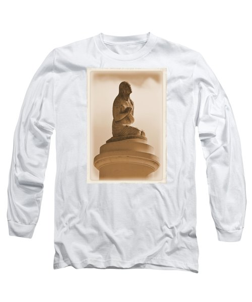 In Supplication Long Sleeve T-Shirt by Nadalyn Larsen