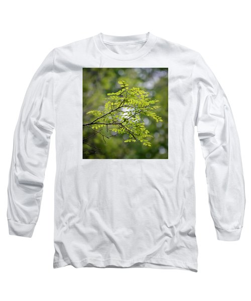 In The Green Long Sleeve T-Shirt by Kerri Farley