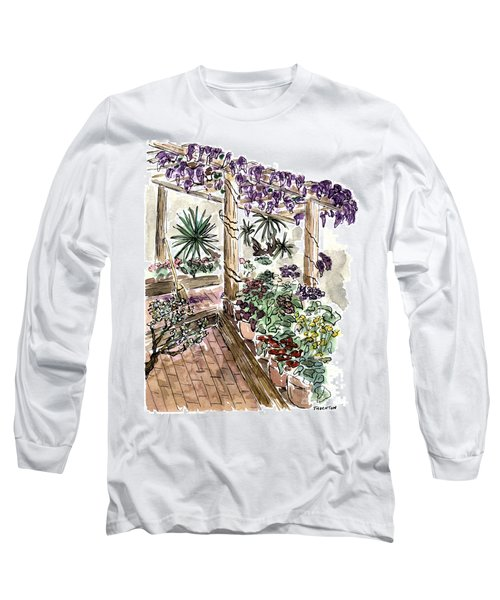 In The Greenhouse Long Sleeve T-Shirt
